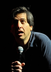 Stand-up comedy => Ray Romano Is Back to Stand Up Comedy