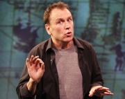 "Stand up comedy Video Colin Quinn returns with ""Unconstitutional"" show at The Barrow Street Theatre"