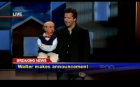 Stand up Comedy: Jeff Dunham's Walter running for President routine video!