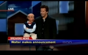 Stand up comedy Video Jeff Dunham's Walter running for President routine video!