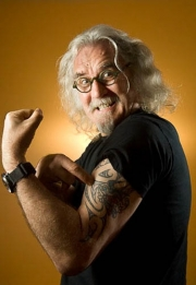 Stand-up comedy => Billy Connoly Live 2010 DVD - stand up comedy