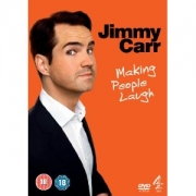 Stand up comedy Video Jimmy Carr : Making people laugh Video