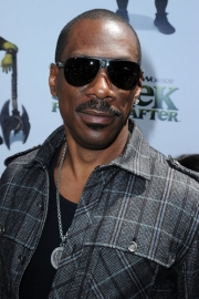 Stand-up comedy => Eddie Murphy to attend Shrek Forever After premiere, on May 16