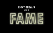 Stand up comedy Video Ricky Gervais - Fame video