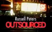 Stand up comedy Video Russell Peters - Outsourced video