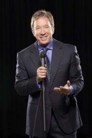 Stand up comedy Video Tim Allen: Comedy Superstars Men Are Pigs