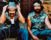 Stand-up comedy => Cheech and Chong reunited for Riviera show