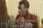 Stand up comedy Video Eddie Murphy - Delirious video