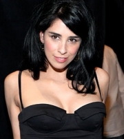 Stand-up comedy => Sarah Silverman knocks out Tel-Aviv!