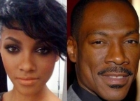 Stand up Comedy: Eddie Murphy's beautiful daughter - New face of Dark And Lovely