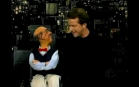 Stand up Comedy: Jeff Dunham and Walter on The Late Show with David Letterman