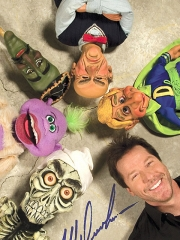 Stand up Comedy: Jeff Dunham Performs at the Wisconsin State Fair 2011!