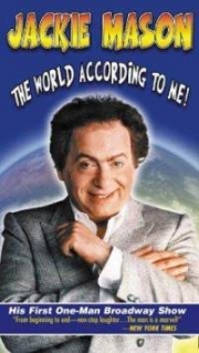 Stand up comedy Video Jackie Mason: The World According to Me Video