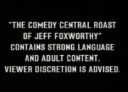 Stand up comedy Video Comedy Roast of Jeff Foxworthy video