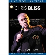 Stand up comedy Video Chris Bliss: Live... for Now