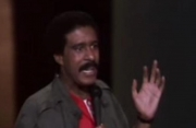Stand up comedy Video Richard Pryor - Here and Now video