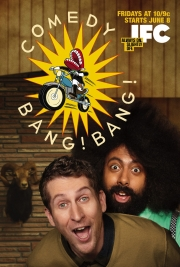 "Stand-up comedy => ""Comedy Bang Bang"" gets second season with big stars"