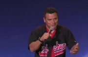 Stand up comedy Video Carlos Mencia - Performance Enhanced video