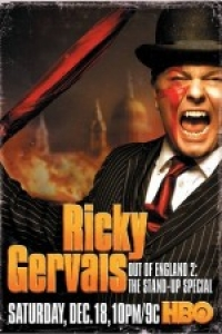 Stand up Comedy: Ricky Gervais: Out Of England 2-The Stand Up Special 2010 Video