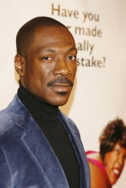 Stand-up comedy => Eddie Murphy new movie: Imagine That