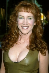 Stand up Comedy: Kathy Griffin wants a Tony Award! (fast)
