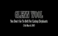 Stand up Comedy: Glenn Wool - You Don't Go To Hell for Eating Elephants video
