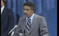 Stand up Comedy: Richard Pryor - First Black President Sketch