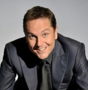 Stand-up comedy => Brian Conley performs in Cardiff for life-limited children