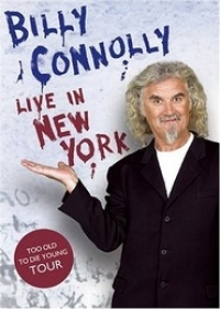 Stand up Comedy: Billy Connolly: Live in New York Video