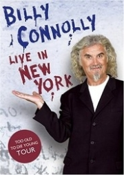 Stand up comedy Video Billy Connolly: Live in New York Video