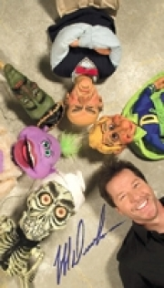 Stand-up comedy => Jeff Dunham's Identity Crisis tour is coming to North Little Rock
