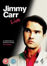 Stand up comedy Video Jimmy Carr: Live Video