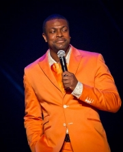 Stand up comedy Video Chris Tucker returns to stand-up comedy on June 24 at the KL Convention Center