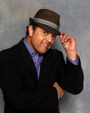 "Stand-up comedy => Paul Rodriguez talks about ""50 Shades of Grey"" book and imigration"