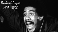 Stand up Comedy: Richard Pryor died of heart attack