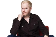 Stand-up comedy => Jim Gaffigan writes another book