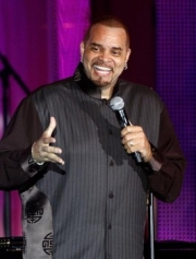 Stand-up comedy => Comedian Sinbad declares bankruptcy.Again. He owes more than $10 millions