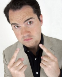 Stand up Comedy: Jimmy Carr to the Hexagon! Again!