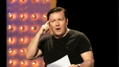 Stand-up comedy: Ricky Gervais (Career)
