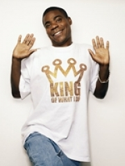 Stand-up comedy => Comedian Tracy Morgan to perform at the Palace Theatre in Albany