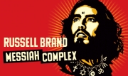 "Stand up Comedy: Russell Brand's first world comedy tour ""Messiah Complex"""