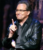 Stand-up comedy => Lewis Black's stand up is coming to Morgantown