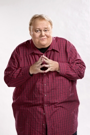 Stand-up comedy => Louie Anderson dives back into comedy in Las Vegas