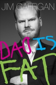 "Stand up Comedy: Jim Gaffigan - ""Dad Is Fat"" book"