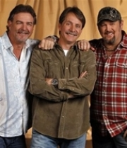 Stand-up comedy => Jeff Foxworthy, Bill Engvall and Larry The Cable Guy to perform at BOK Center