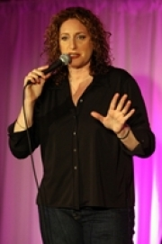 Stand-up comedy => Judy Gold to perform at Rehoboth Beach!