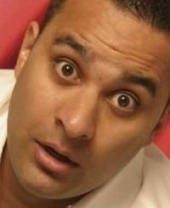 Stand-up comedy => Russell Peters interviewed by Time Out about his ascent to fame