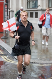Stand up Comedy: Comedian Eddie Izzard - supporter of Labour!Brilliant Britain!