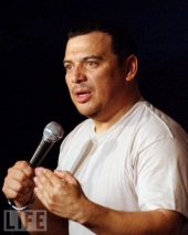 Stand-up comedy: Carlos Mencia - Accusations of Plagiarism