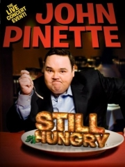 Stand-up comedy => John Pinette ends first tour leg with five shows on Marco Island this week